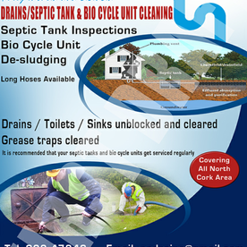PP Drains Ltd photo gallery